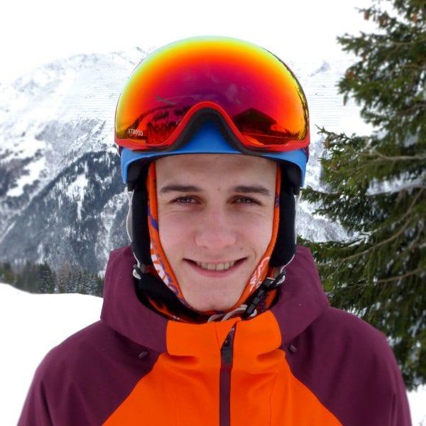 PIDCOCK, Jack - St Anton Ski Instructor
