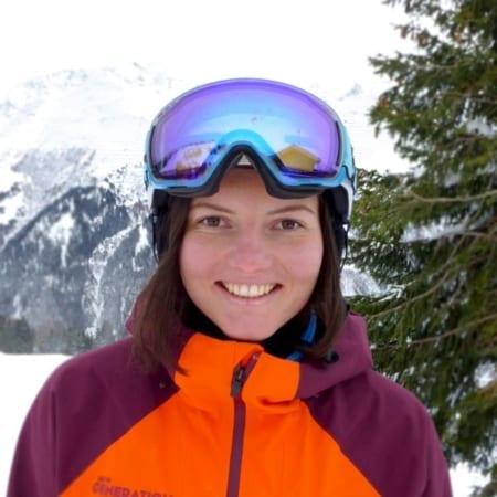 SWAINE, Livi - St Anton Ski Instructor