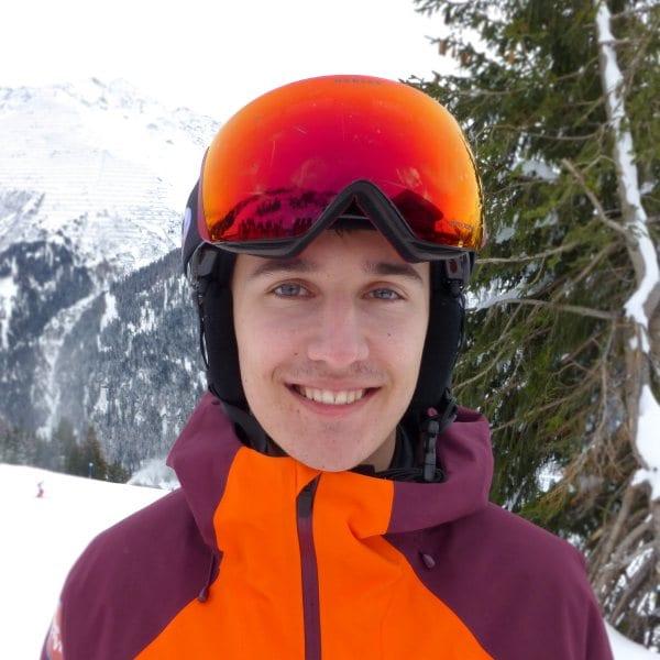 TUSLER, Harley - St Anton Ski Instructor