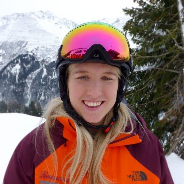 VANS AGNEW, Millie - St Anton Ski Instructor
