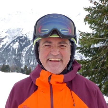 WILKINS, Jim - St Anton Ski Instructor