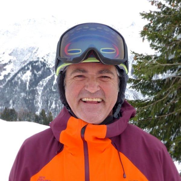 WILKINS, Jim - St Anton Ski Instructor