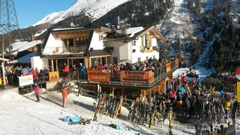 Taps St Anton Après Ski