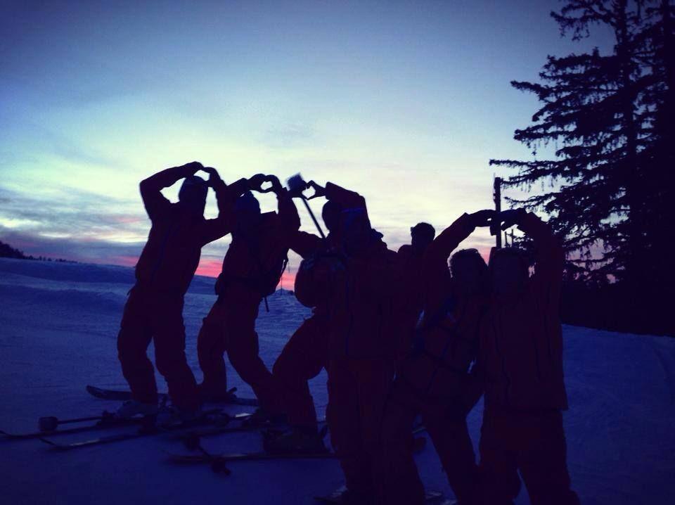 ski season love