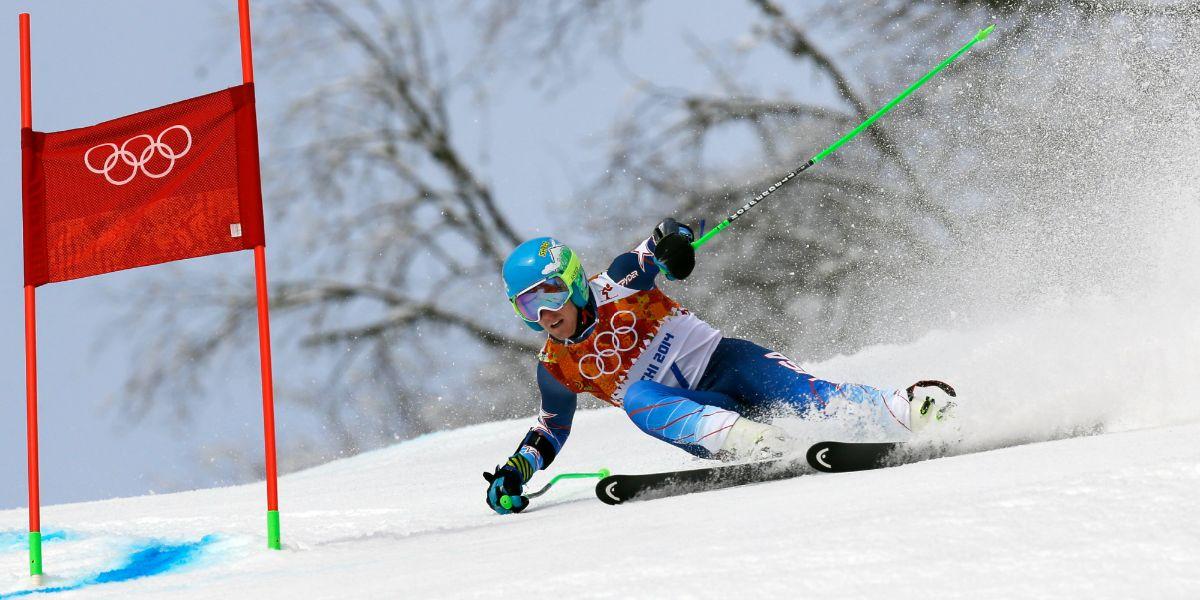 Ted Ligerty Giant Slalom Sochi Olymipcs
