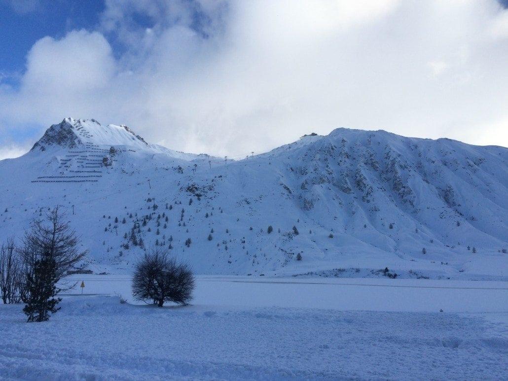Tignes opens winter 2015/16