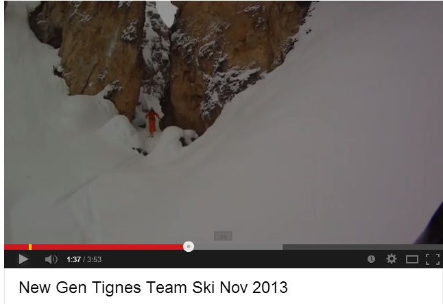New Generation Tignes Ski School