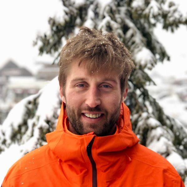 Tom Waddington - Verbier Ski Instructor