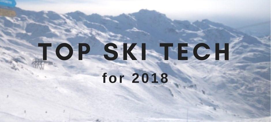top ski tech