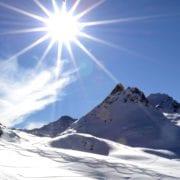 Ski Touring in Tignes