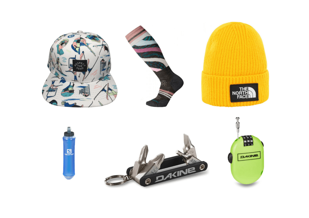 8 gifts for a skier