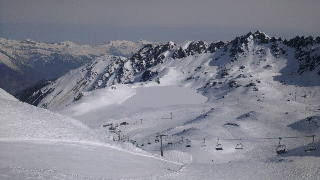 Verbier snow report