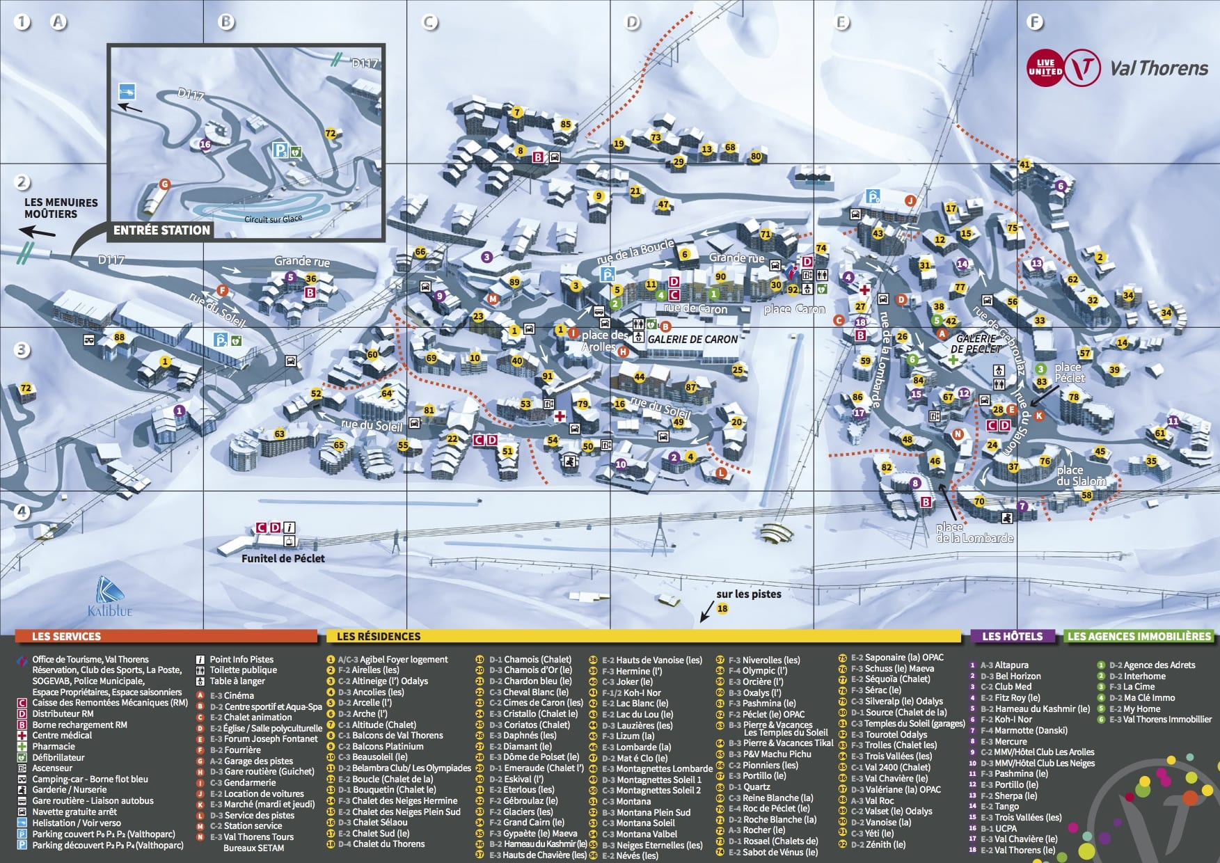 Val Thorens Ski Resort Guide New Generation Ski School