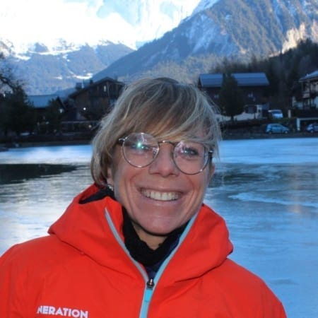 Vanessa Capello - Courchevel Ski instructor