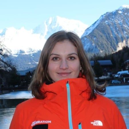Vanya Glinsek - La Plagne Ski Instructor