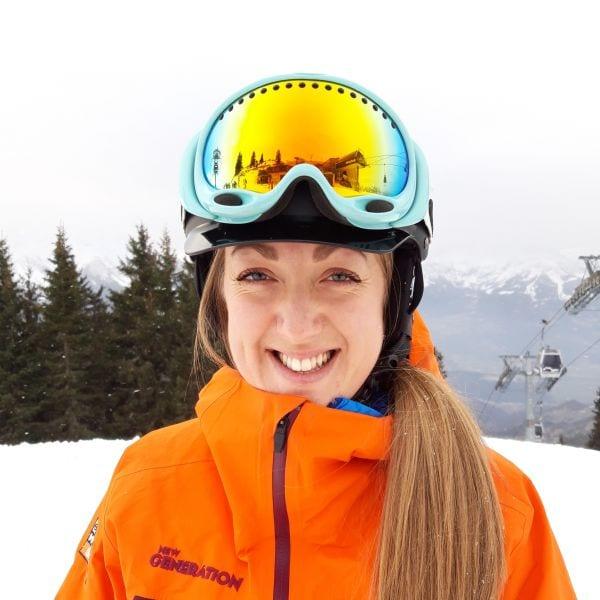 Vicky Price - Villars Ski Instructor