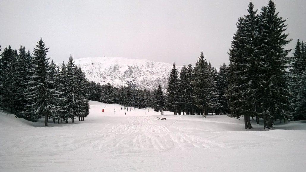 meribel snow report
