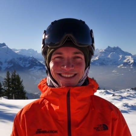 Will Dickinson - Villars Ski Instructor