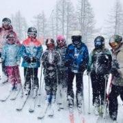 where to ski in the alps