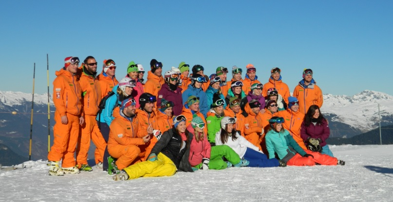 New Generation Ski School winter 2014