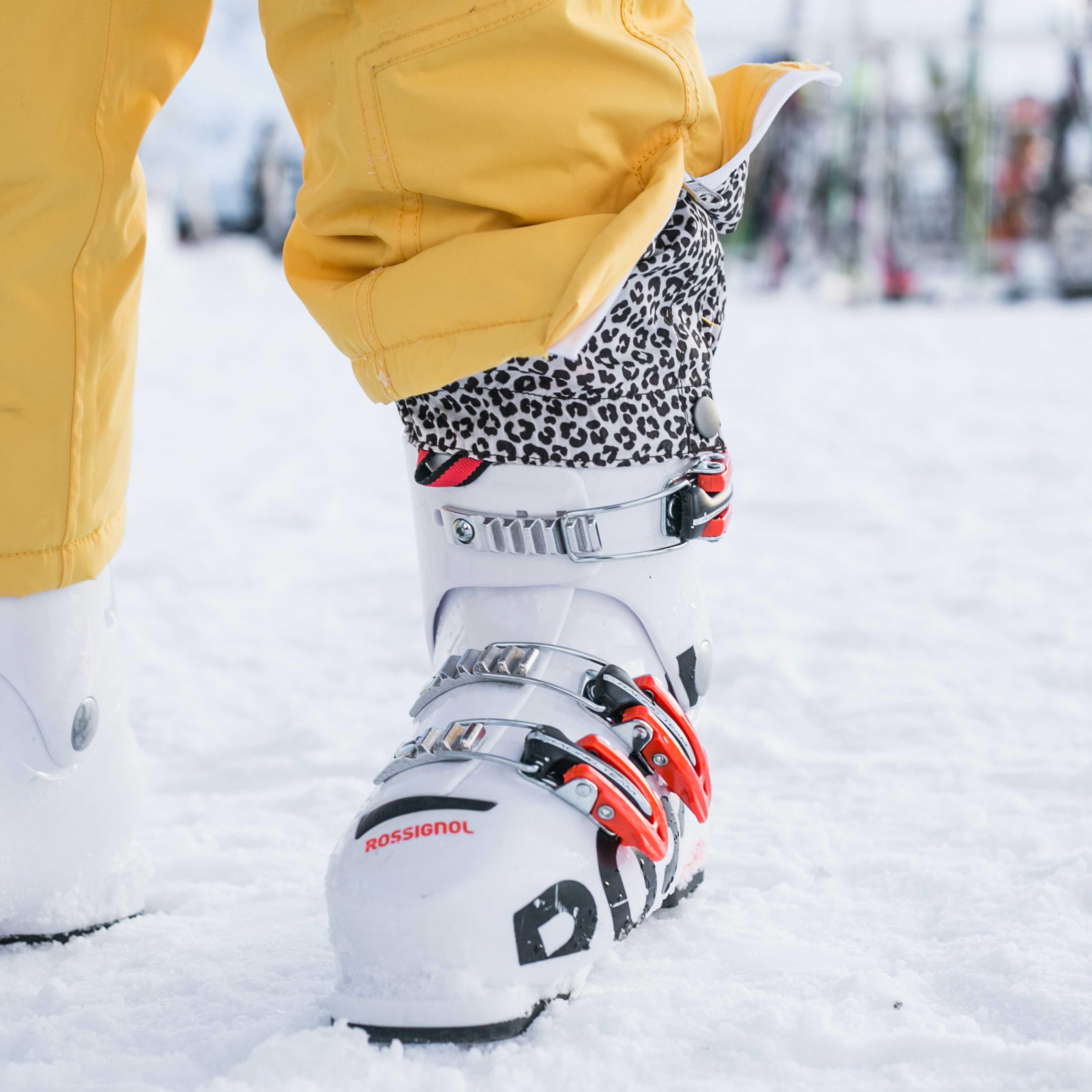kids skiwear dinoski