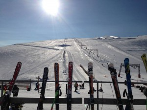 Summer Skiing in Les Deux Alpes