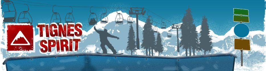 Tignes spirit ski hire deals with New Generation