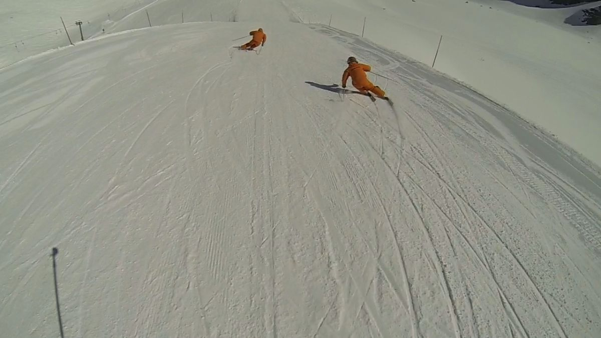 ski with your hips