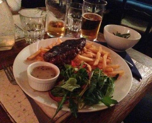 Wining & Dining in Meribel