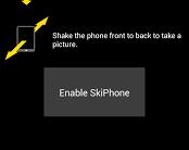 Ski phone app