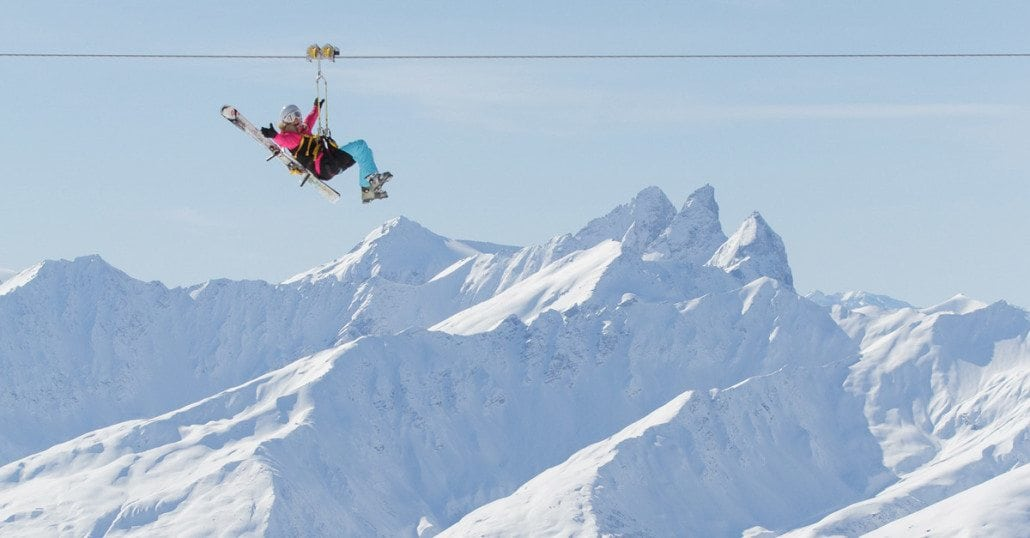 Val Thorens Bucket List