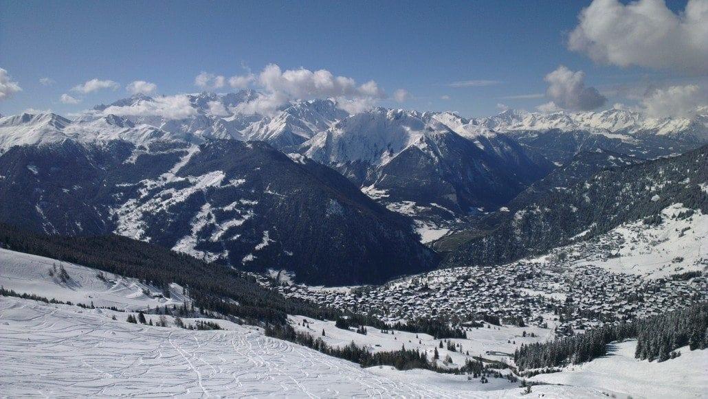 vernier snow report